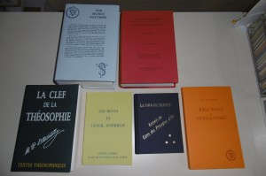 Livres de H.P.Blavatsky