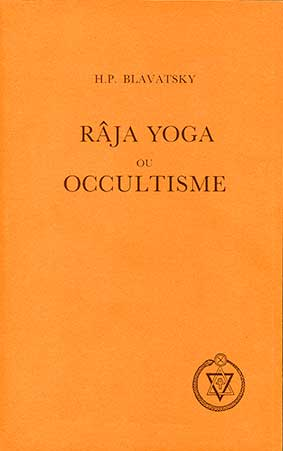 Photo couverture du livre Raja Yoga
