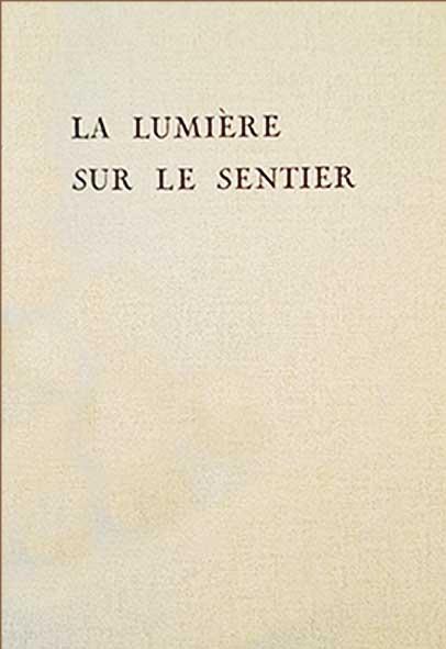 Photo couverture du livre l'Océan de Théosophie